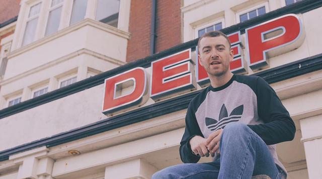 Lirik Lagu Sam Smith - Too Good at Goodbyes